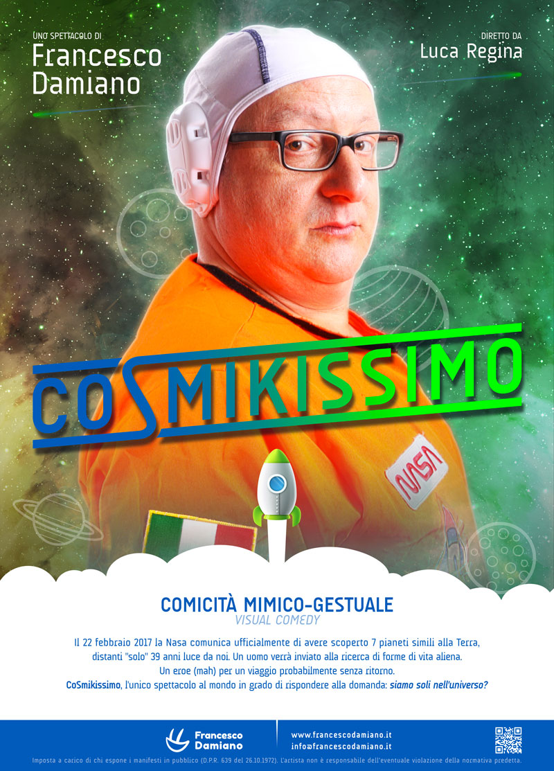 CoSmikissimo - Visual Comedy